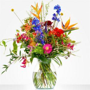 kleurexplosie Flower World Sas. Assurantiën